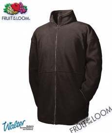 "Produktbild ""Ristas Fleece-Jacke - Fruit of the Loom® Outdoor Fleece Full Zip"""