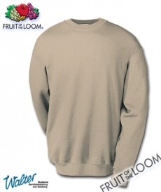 "Produktbild ""Setinos Sweat-Shirt - Fruit of the Loom® Set-in Sweat färbig"""